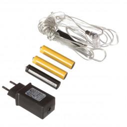 Set Accessoires Transformateur Boitier pour Piles AAA