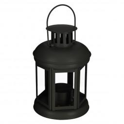 Lanterne fanny en métal noir d10xh15