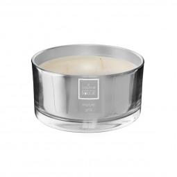Bougie parfumée marbre gris alix 450g