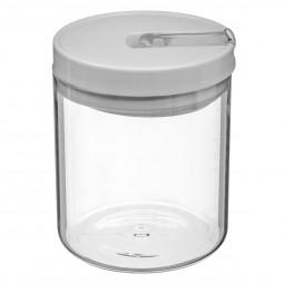 Bocal hermétique en verre 0,75L oslo