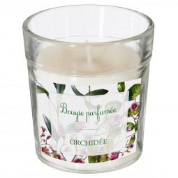 Bougie parfumée orchidée 160g