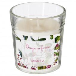 Bougie parfumée mimosa 160g