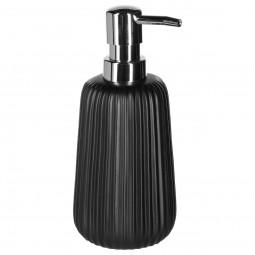 Distributeur à savon finition mat noir