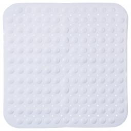 Fond de douche PVC blanc