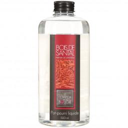 Pot pourri liquide bois de santal 500ml