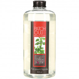 Pot pourri liquide patchouli 500ml