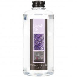Pot pourri liquide lavande 500ml