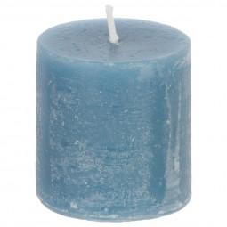 Lot de 4 bougies vtv rustic bleues D4.5