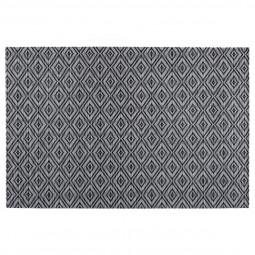 Set de table noir 45 x 30