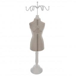 Mannequin porte bijou H50 cm