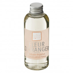 Recharge parfumée fleur d'oranger elea 160ml