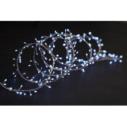 Guirlande lumineuse d'extérieur Copper Boa 320 LED Blanc froid sur 4 mètres