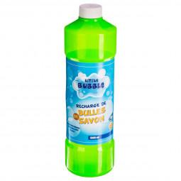 Bulles de savon recharge 1L