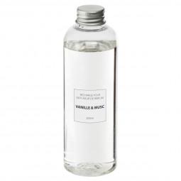 Recharge de parfum vanille musc 200ml