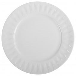Assiettes plates diamant D27