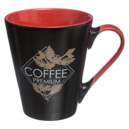 Mug conique côté café 30cl