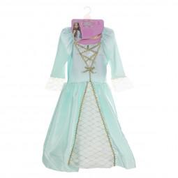 Robe de princesse fille de 4 à 6 ans