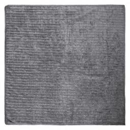 Chiffon en microfibre 50x50 gris