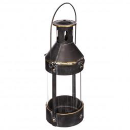 Lanterne slim hipster D15xH37 cm