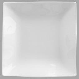 Coupelle basse carre onde 18 cm