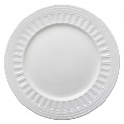 Assiette plate colombe 27cm
