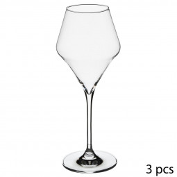 Lot de 3 verres à vin clarillo 27cl