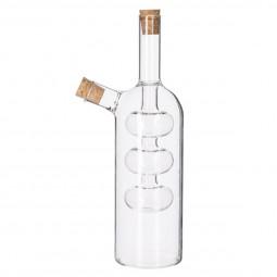 Bouteille huile vinaigre design