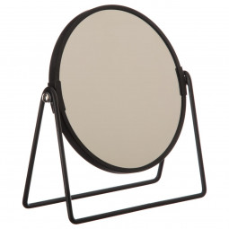 Miroir balançoire noir
