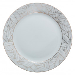 Assiette plate jungle chic D27