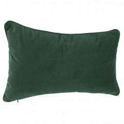Coussin vert Lilou 30 x 50 cm