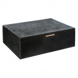 Boîte spirit noire à bijoux