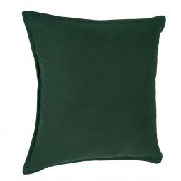 Coussin vert lilou 45 x 45 cm