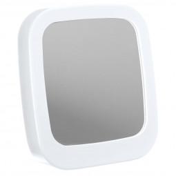 Miroir PVC à poser blanc
