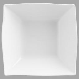 Saladier carré onde 21cm