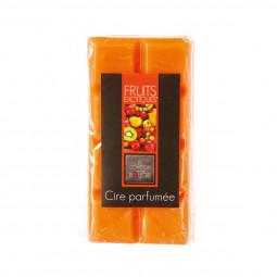 Cire à brûler parfumée fruits exotiques 45g