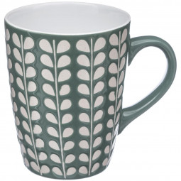 Mug rond colorfield vert 30 cl