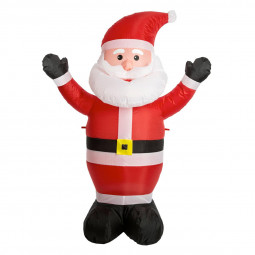 Père Noël Gonflable Hauteur 120 cm Les incontournables