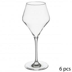 Lot de 6 verres à eau clarillo 37cl