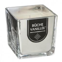 Bougie parfumée verre H10 cm