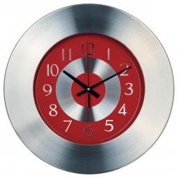 Pendule en aluminium D33