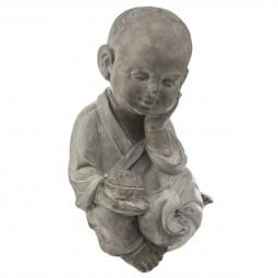 Bouddha enfant assis