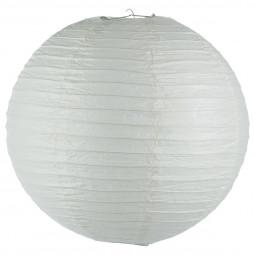 Lanterne boule blanche D45