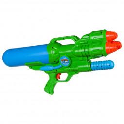 Pistolet à pompe à eau 3 Jets - 57 cm