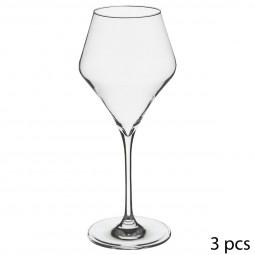 Lot de 3 verres à eau clarillo 38cl