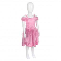 Robe de princesse 5-7 ans