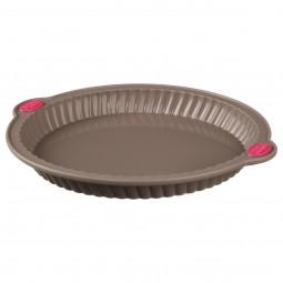 Moule à tarte en silicone silitop D26 cm