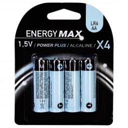Lot de 4 piles power plus LR06