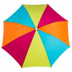 Parasol de plage inclinable Porto D180