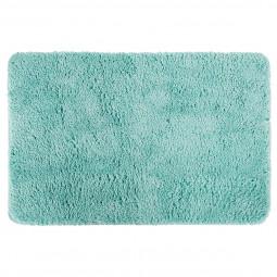 Tapis de bain microfibre vert d'O 60x90