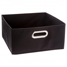 Boîte de rangement  gris anthracite 31X15